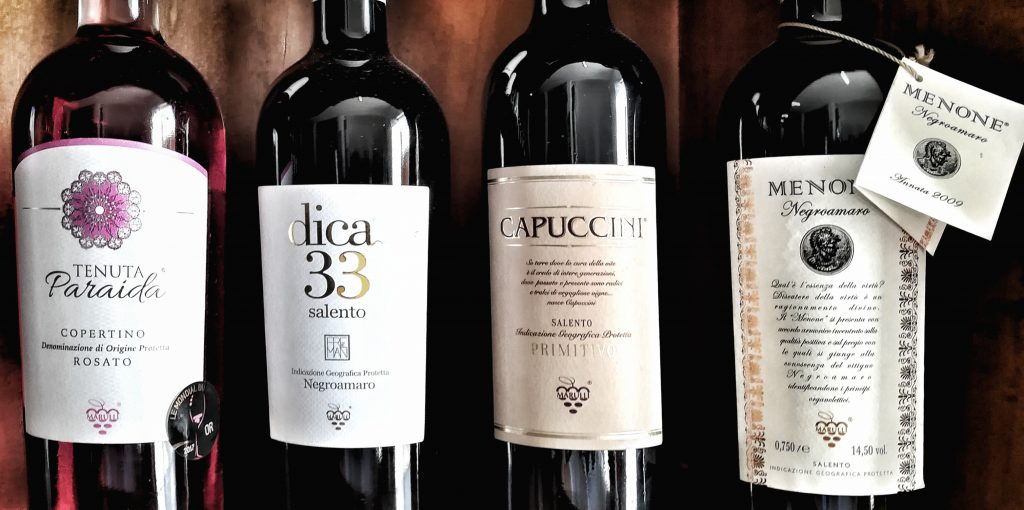 Vini vitivinicola Marulli